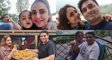 Nadia Khan's Family Trip To Murree- Exciting Vlog