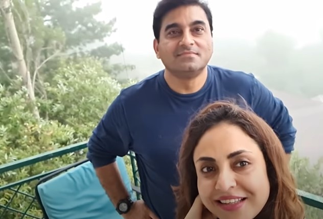 Nadia Khan Gave A Tour Of Her House In Bhurban