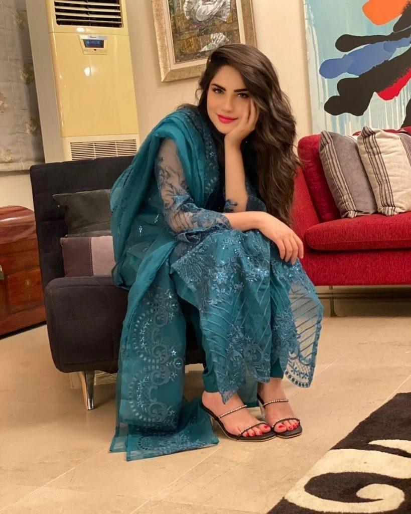 Mohabbat Daagh Ki Soorat - Cast In Real Life