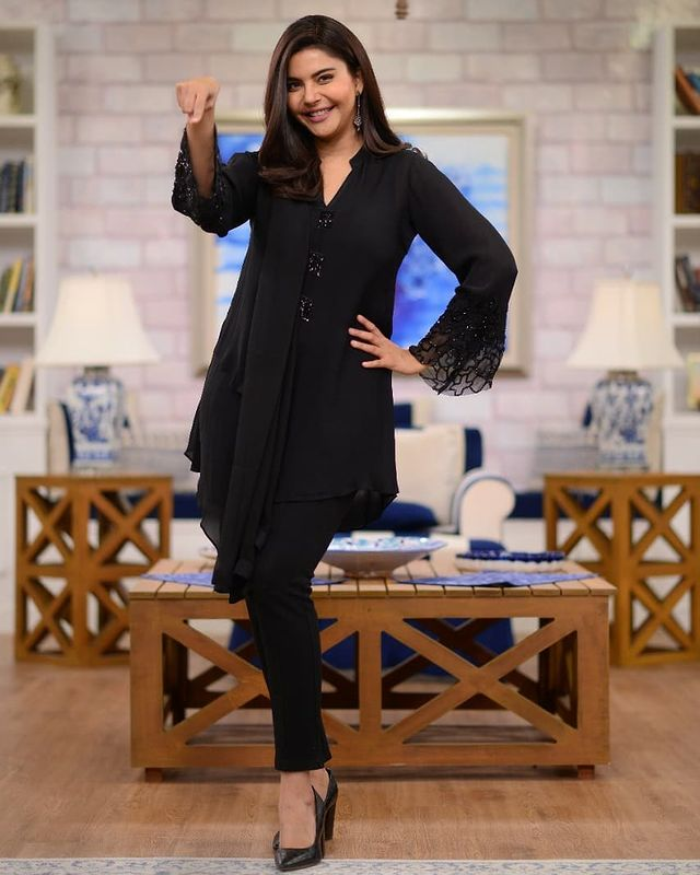 Nida Yasir Shared Her Most Embarrassing Moment In Live Show