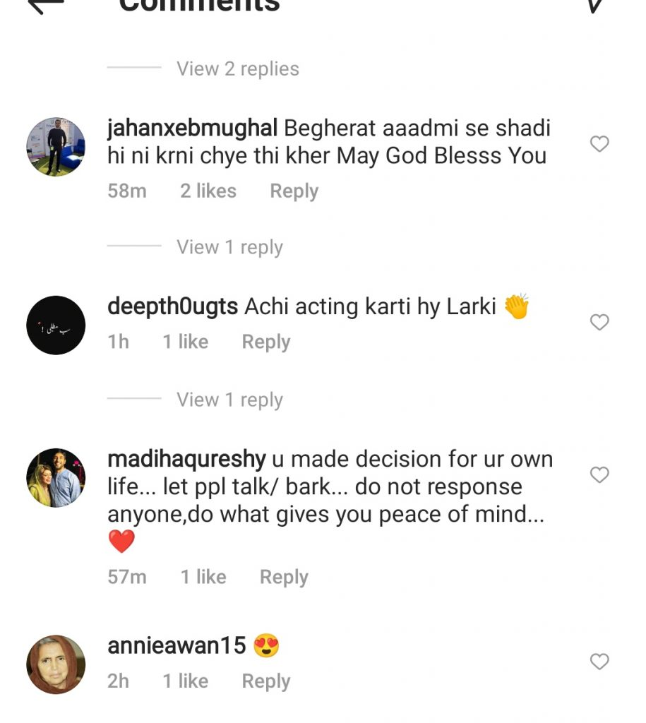 Nimra Khan's Emotional Response To Her Ex Husband's Viral Video