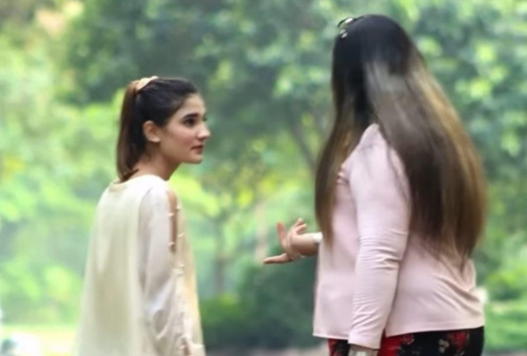 Internet Sensation Nimra Ali Funny Prank - Public Reaction