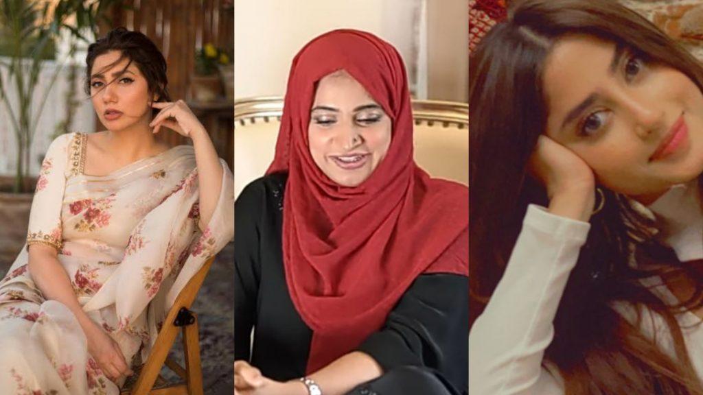 Noor Bukhari Remarks on Top Pakistani Actresses' Dressing