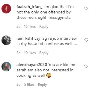 People Are Calling Out Ahmed Ali Butt And Vasay Chaudhry For Bullying Sarah Khan
