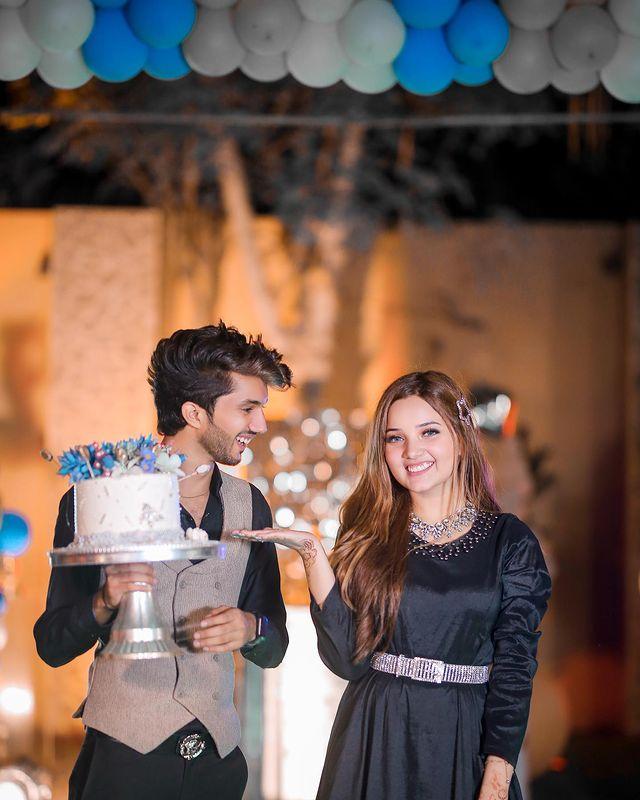 Rabeeca Khan Gave A Wonderful Birthday Surprise To Her Best Friend