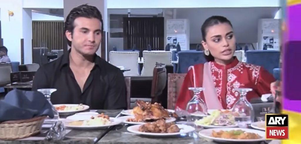 Sadaf Shahroz On Wearing Revealing Clothes