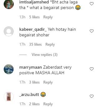 People Are Furious On Shahroz's Take On Sadaf Kanwal's Item Number
