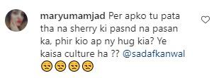 Sadaf Kanwal's Birthday Wish To Shahroz Sabzwari Invites Criticism