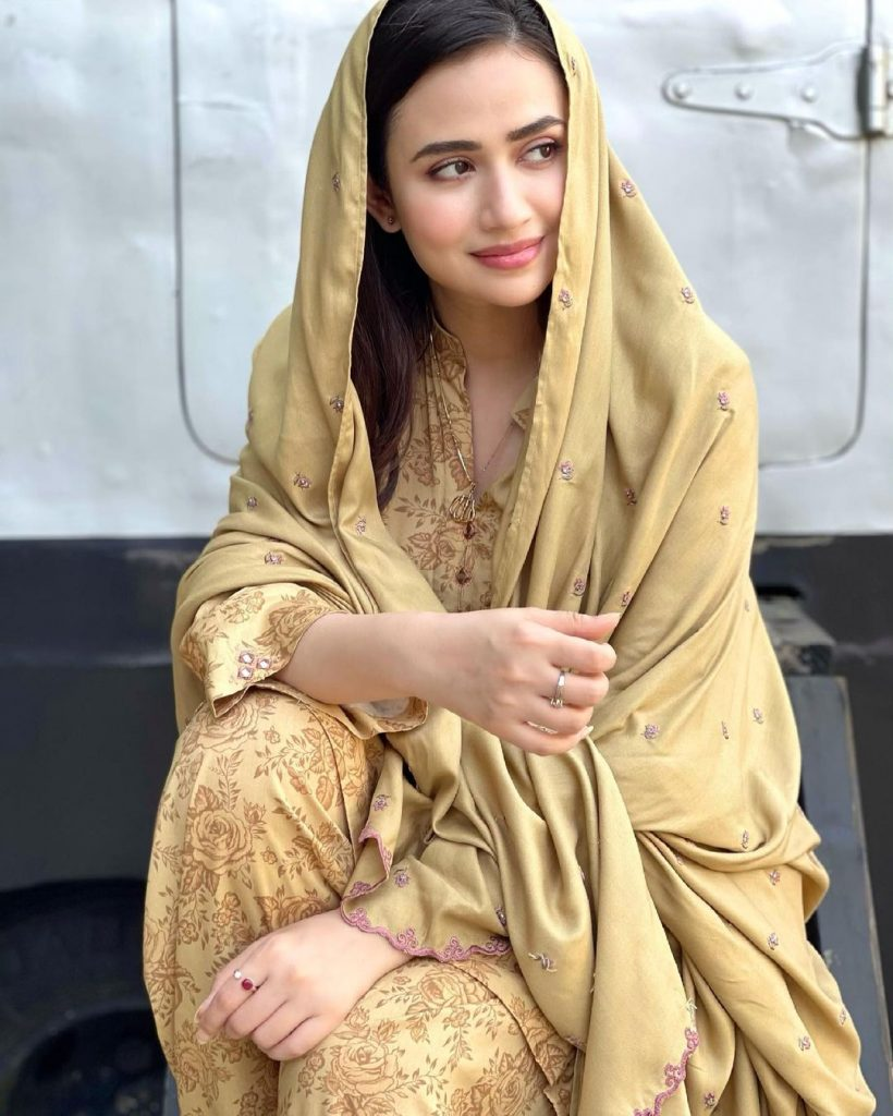 Sana Javed Lands In Hot Water As Her Latest Picture Went Viral