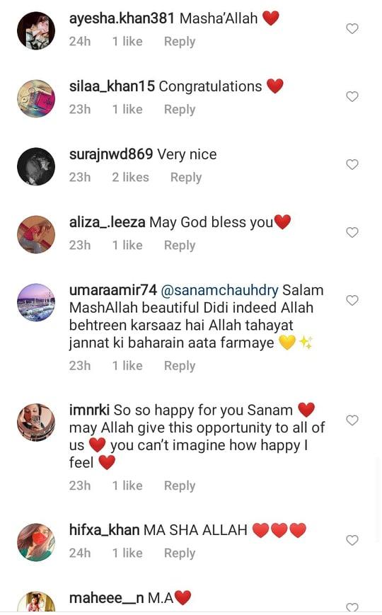 Sanam Chauhdry Announced Turning Towards The Religious Path