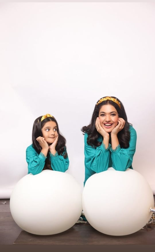 Sanam Jung Drops Jaws In Her Latest Shoot With Daughter Alaya