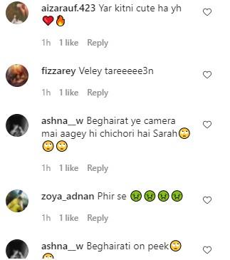 Sarah Khan And Falak Shabir's New Loved Up Video Got Mixed Public Reaction