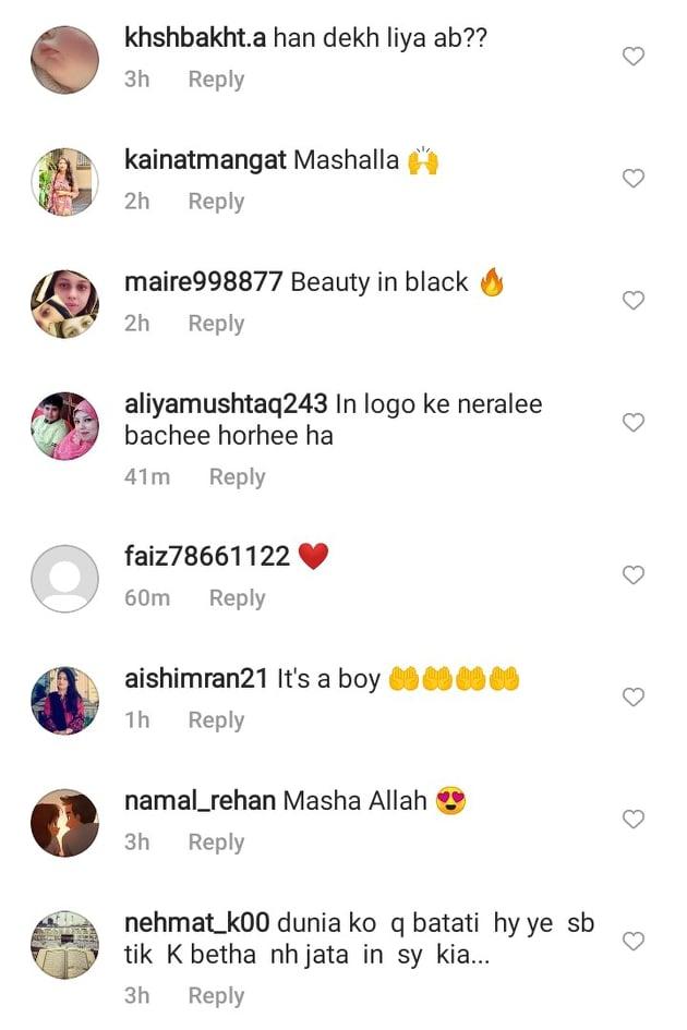 Netizens Criticize Sarah Khan For Flaunting Her Baby Bump