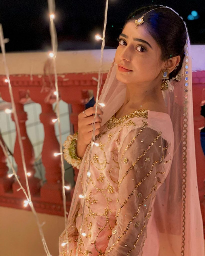BTS Pictures From The Set Of Drama Serial Rang Mahal