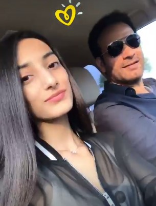 Saleem Sheikh's Daughter Seleena Saleem Latest Pictures