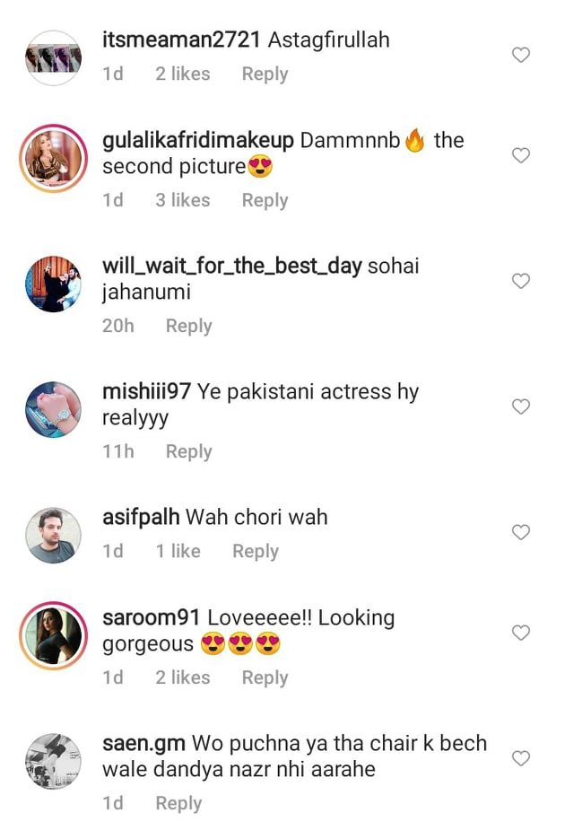 Sohai Ali Abro's Latest Photoshoot Lands Her In Hot Water