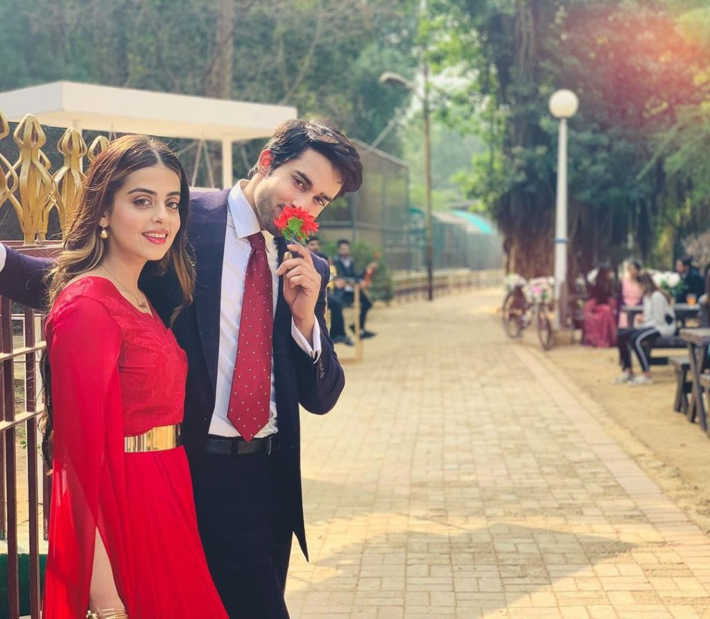 Yashma Gill Shares Her Experience Of Working With Bilal Abbas Khan
