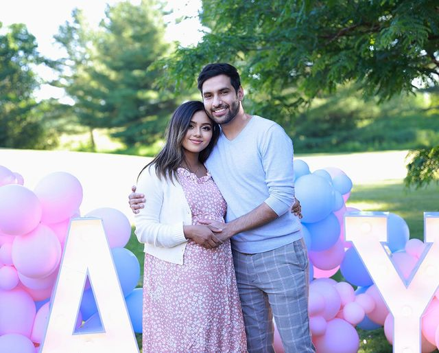 Zaid Ali T And Yumna Welcome Their First Child