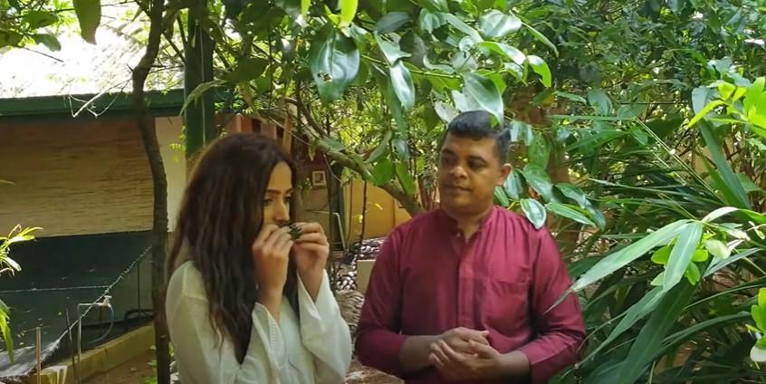 Zarnish Khan Shared A Vlog From Her Trip To Sri Lanka
