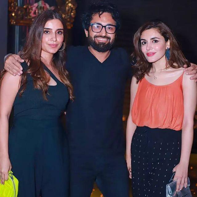 Celebrities Spotted At Asim Jofa's Birthday Bash