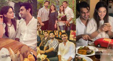 Inside Ahsan Mohsin Ikram's Lavish Birthday Dinner