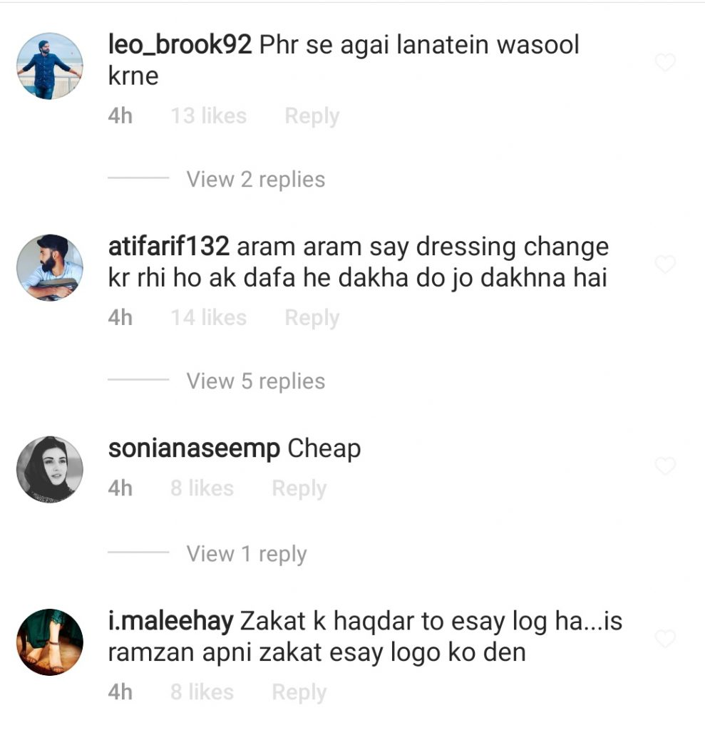 Alizeh Shah's Recent Look Gets Trolled - Pictures