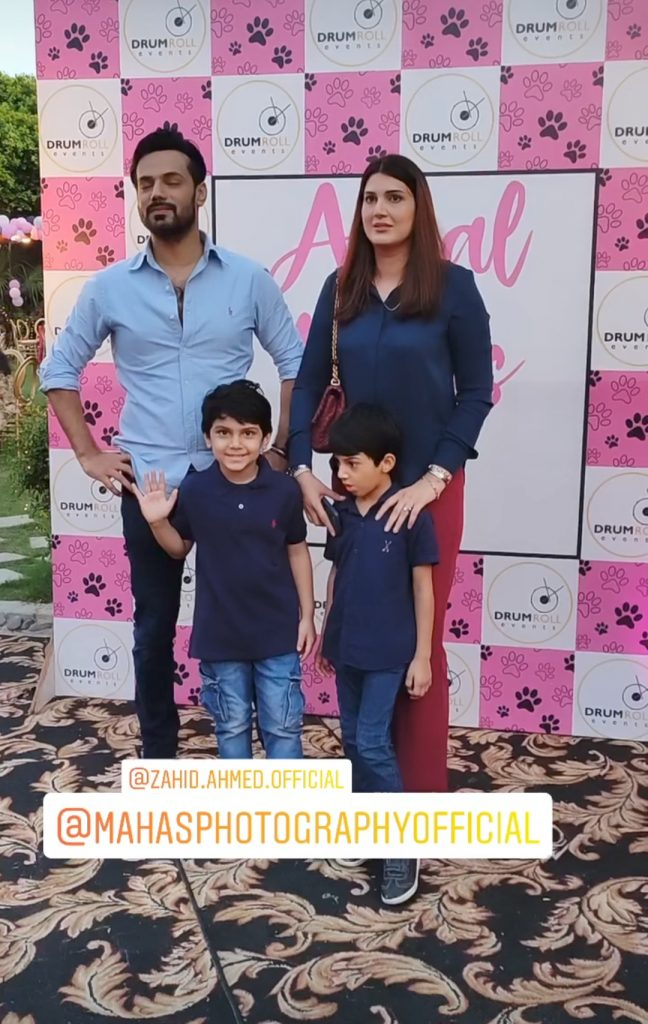 Amal Muneeb Turns Two - Beautiful Birthday Pictures