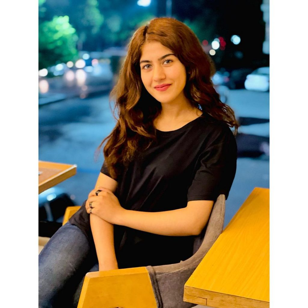 Recent Enchanting Pictures Of Areej Mohyudin