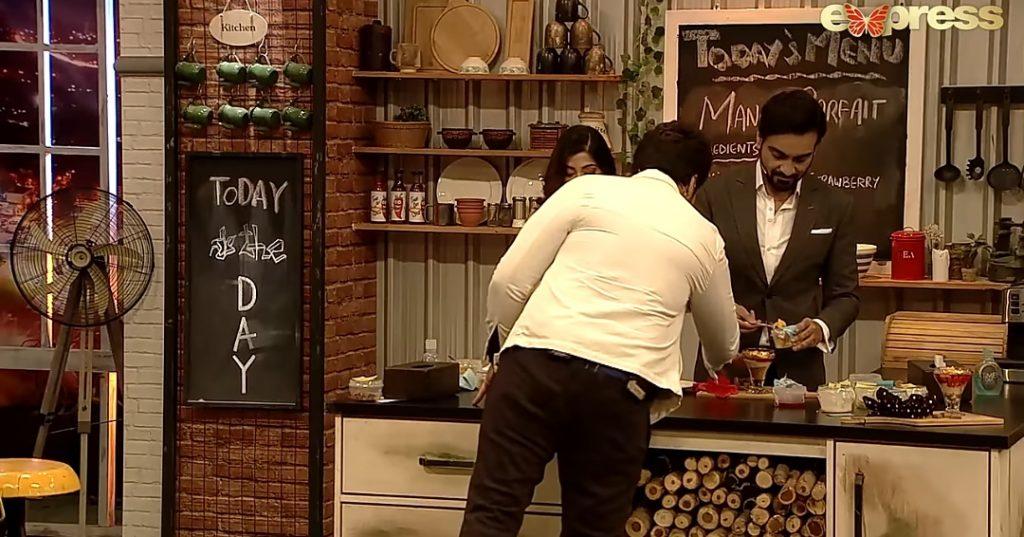 Aymen Saleem & Arsalan Naseer Reveal Funny Secrets Of Each Other