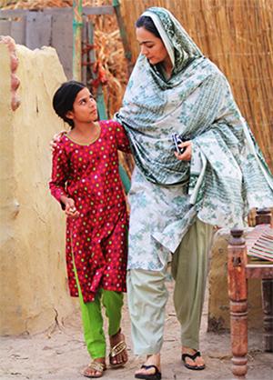 Udaari Famed Aresha Akbar AKA Zebo- Then And Now Pictures