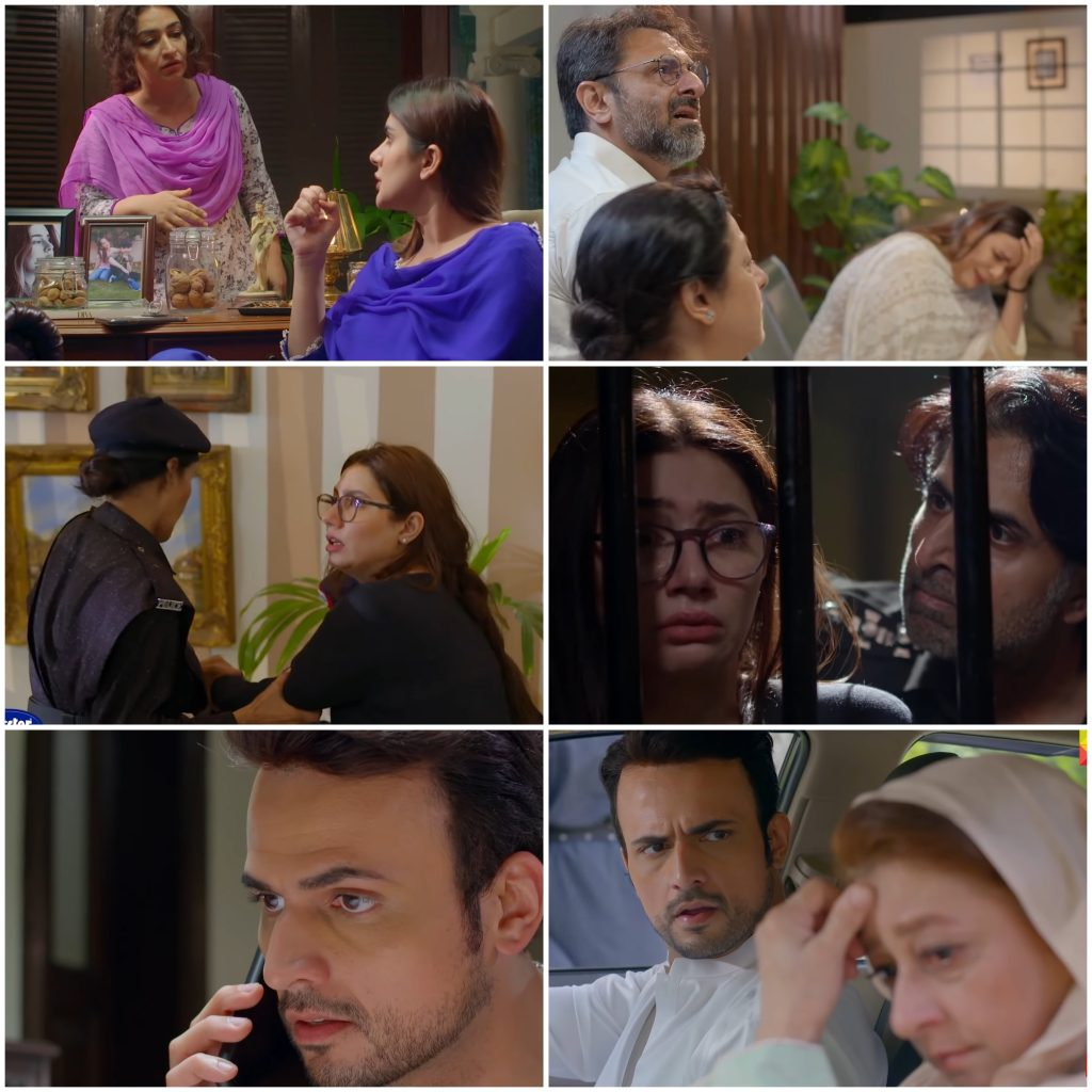 Hum Kahan Ke Sachay Thay Episode 9 Story Review - Tragic