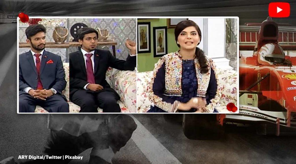 Nida Yasir's Guest In The Viral Video Speaks Up