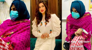 Fiza Ali Requests Fans To Pray For Her Health