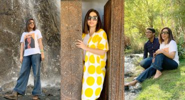 Captivating Pictures Of Maria Memon From Northern Areas Of Pakistan