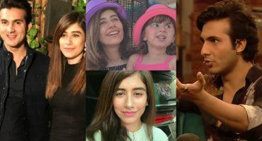 Shahroz Sabzwari Praises Ex-wife Syra Yousuf