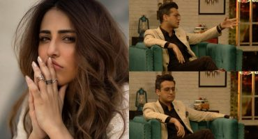 See What Shafaat Ali Said About Ushna Shah's Anger