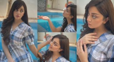 Alizeh Shah Treats Fans With Beautiful Pictures
