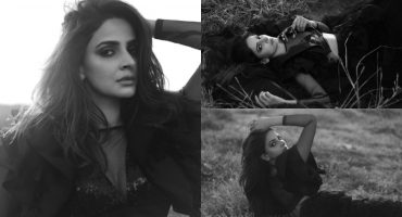 Saba Qamar Faces Immense Backlash On Her Latest Bold Pictures