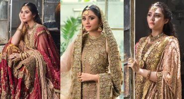 Dur-e-Fishan Saleem Exudes Traditional Charm In Her Latest Bridal Shoot