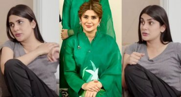 Kubra Khan Shares Her Experience From The Set Of Sinf-e-Aahan