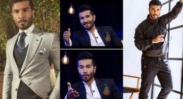 Feroze Khan Talks About His Crazy Female Fan