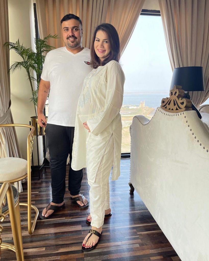 Ghana Ali & Umair Gulzar Are Expecting Their First Child
