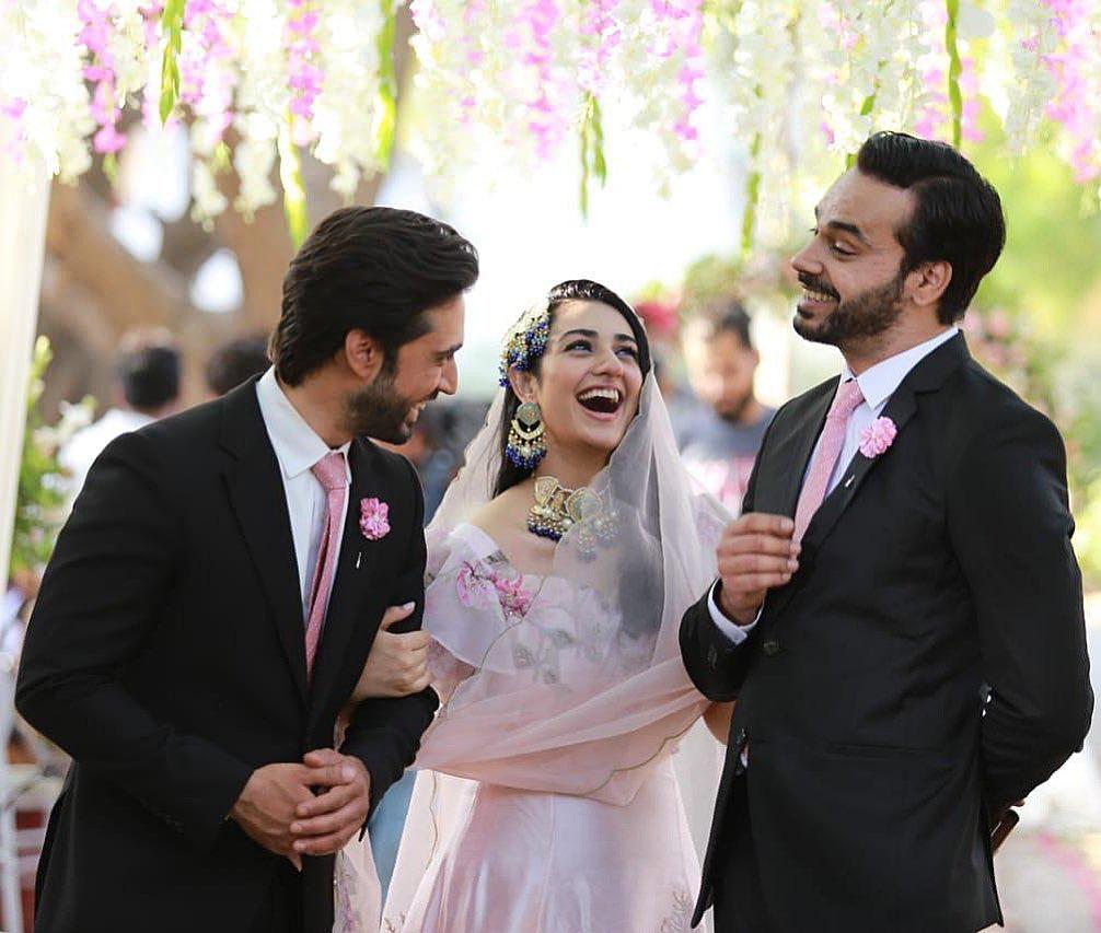 Gohar Rasheed Praises Co-Star Sarah Khan