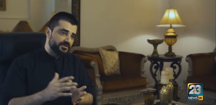 What Role Does Hamza Ali Abbasi's Wife And Family Play In His Spiritual Journey