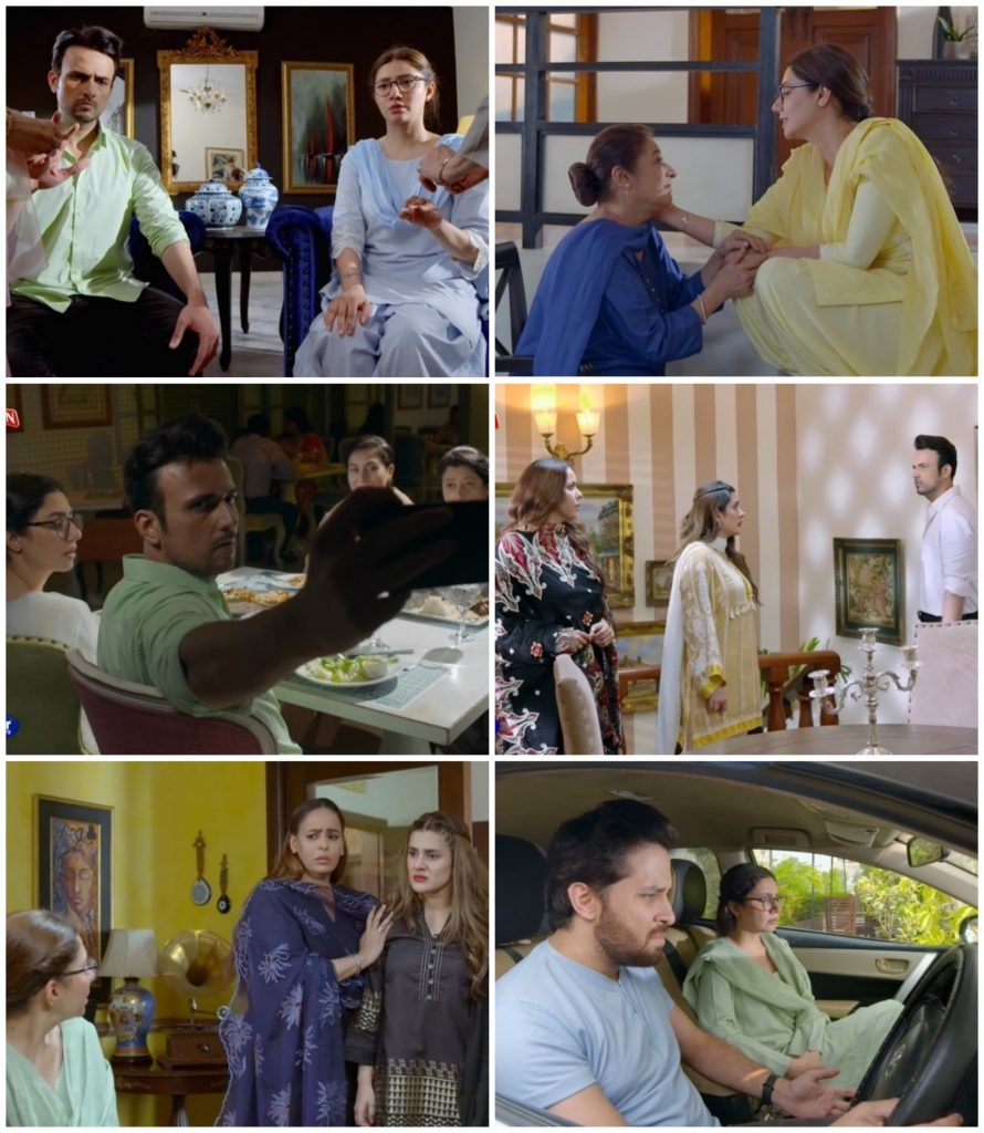 Hum Kahan Ke Sachay Thay Episode 7 Story Review - The Commitment