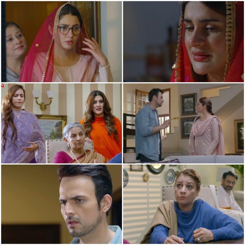 Hum Kahan Ke Sachay Thay Episode 8 Story Review - Betrayal
