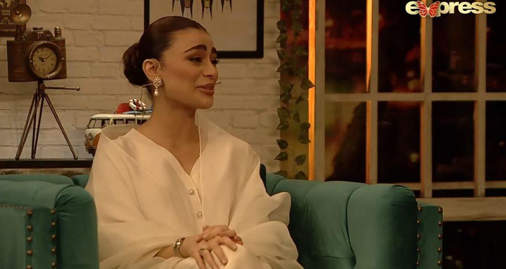 Sadaf Talks About Her Bond With Nooreh