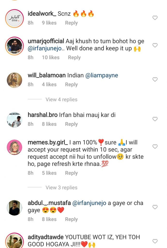 Great News For Irfan Junejo & His Fans