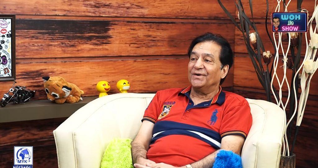 Firdous Jamal Explains His Controversial Statement About Mahira Khan