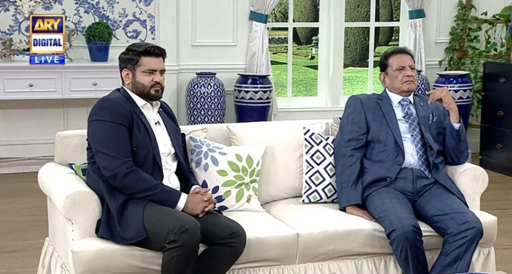 Khalid Butt Narrates Interesting Story About Khalil Ur Rehman